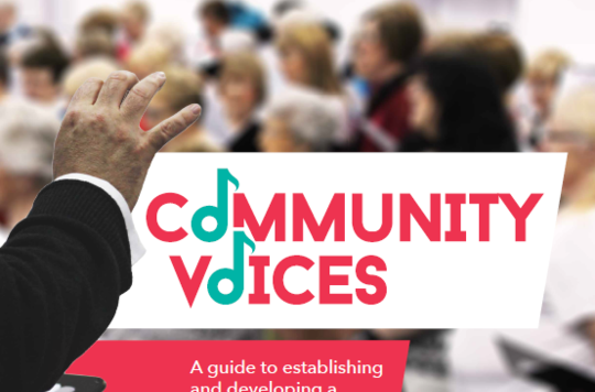 Community Voices cover