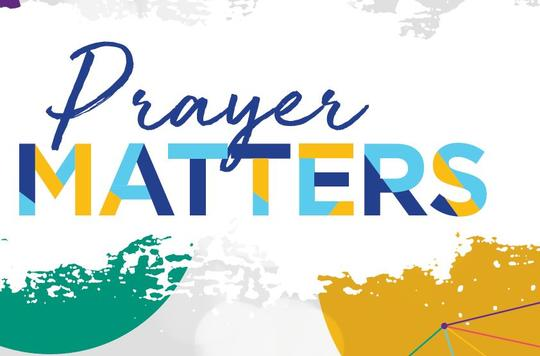 Prayer Matters logo