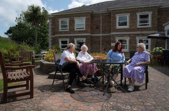 about our care homes