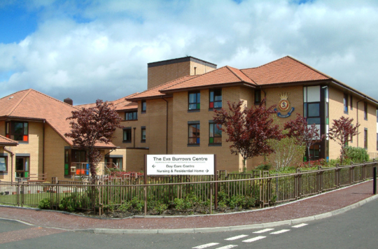 Eva Burrows Day Care Centre