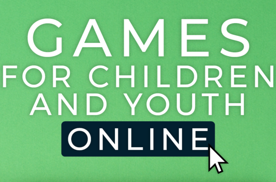 Games for children and youth online