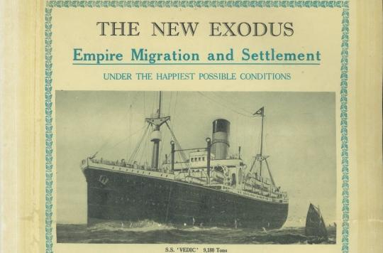 Booklet 'The New Exodus'