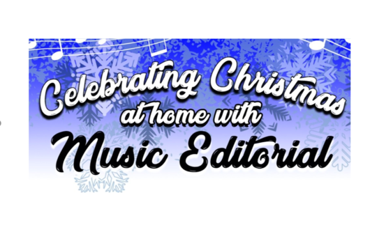 Celebrating Christmas at home with Music Editorial thumbnail