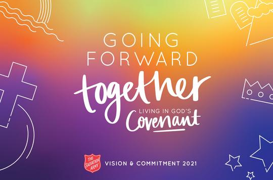Going Forward Together - Living in God's Covenant