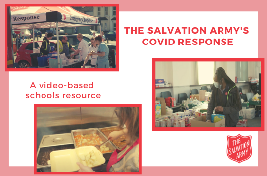 Salvation Army video resource