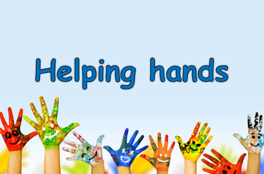 Helping Hands Resource sheet D Images