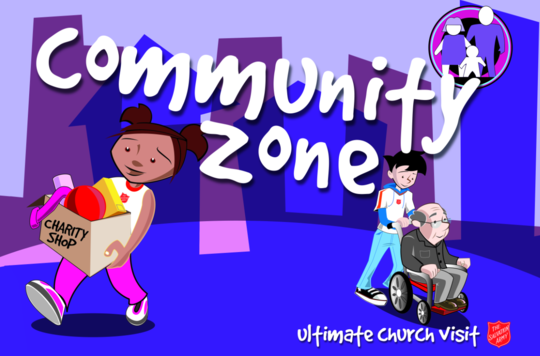 KS2 Community Zone Script