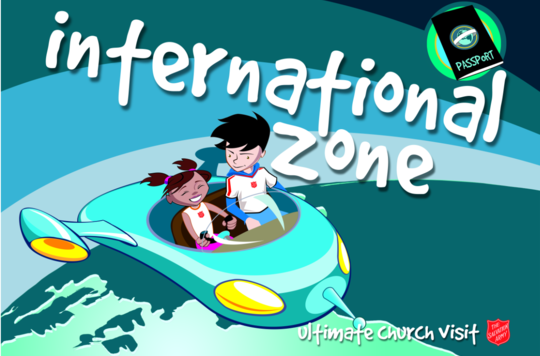 KS2 International Zone Pupil Sheet