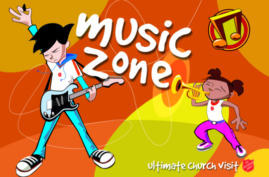 KS2 Music Zone Pupil Sheet