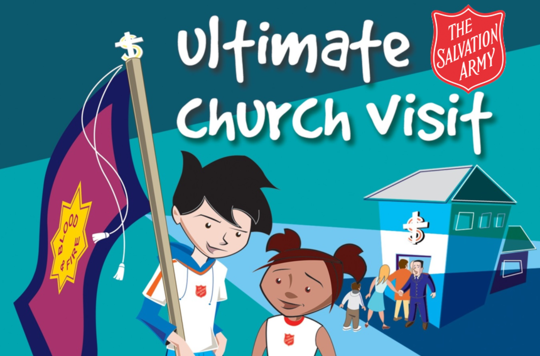 Ultimate Church Visit Curriculum Links - Wales