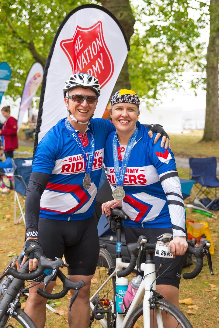 Salvation Army Ride London