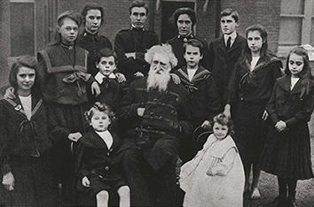 William Booth family photo