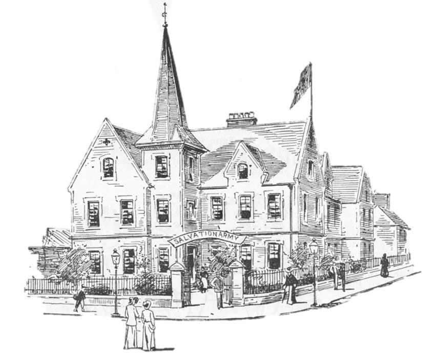 Strathmore Lodge illustration