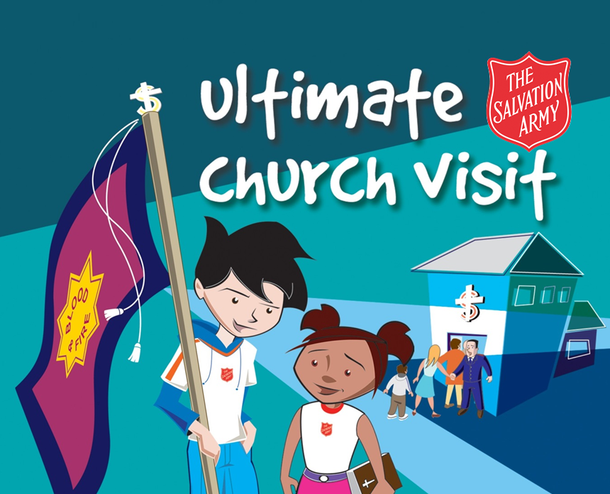 Ultimate Church Visit Thumbnail