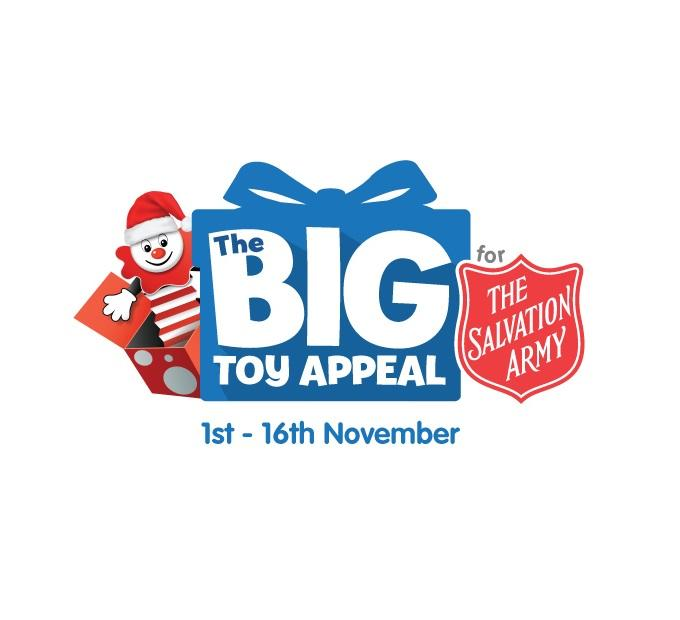 Toy Appeal Logo