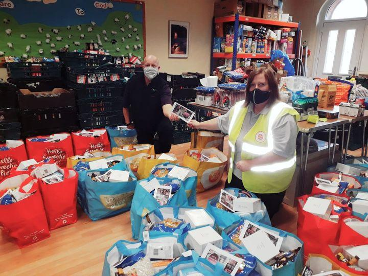 Penrith salvation army donations