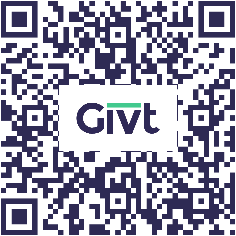 Derby Centra GIVT QR Code