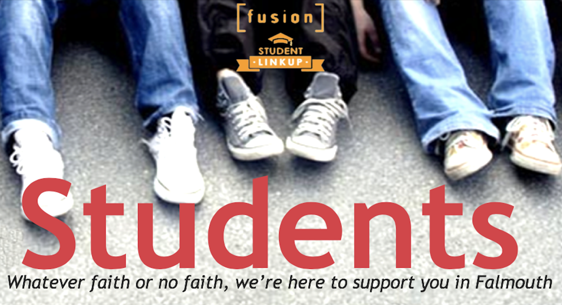 Falmouth - Student Ministries Cover