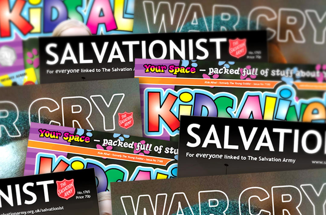 Magazines published by the Salvation Army